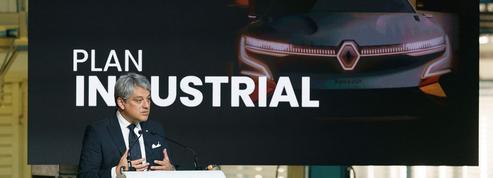 Renault veut créer en France «l'équivalent de 8 milliards» d'euros de PIB par an