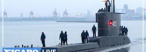 Un sous-marin indonésien porté disparu au large de Bali avec 53 hommes à bord