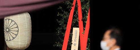 Japon: le premier ministre envoie une offrande au sanctuaire controversé de Yasukuni