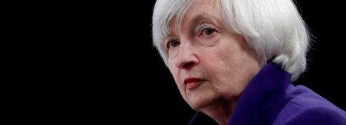 Climat: le secteur privé a un «rôle important» à jouer, selon Janet Yellen