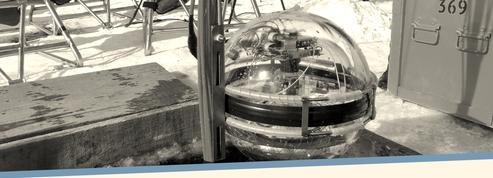 Les Russes ont installé un télescope géant au fond du lac Baïkal
