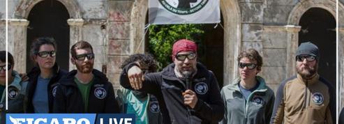 «Le retour est violent»: après 40 jours sous terre, la sortie des reclus volontaires