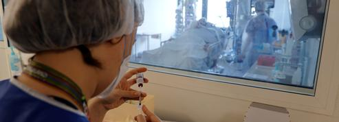 Covid-19 : 324 morts en 24 heures, 5879 patients en soins critiques