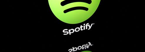 La croissance de Spotify commence à s'essouffler