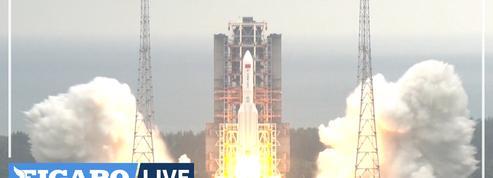 La Chine lance sa nouvelle station spatiale