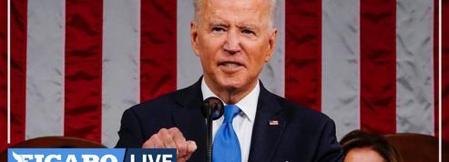 Biden prononce un ambitieux discours de réformes devant le Congrès