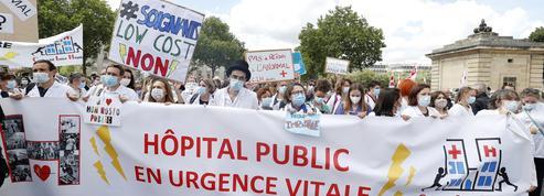 Puy-en-Velay : mobilisation contre l'insécurité aux urgences de l'hôpital de la ville