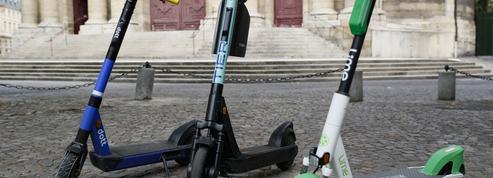Trottinettes, « hoverboards » et monoroues: alerte sur les risques des engins non conformes