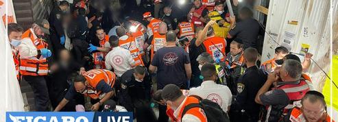 Pèlerinage juif en Israël : au moins 45 morts dans une bousculade géante