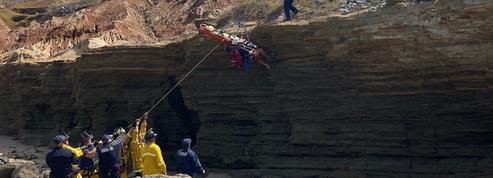 Californie: trois morts et 27 blessés dans le naufrage d'un bateau de passeurs