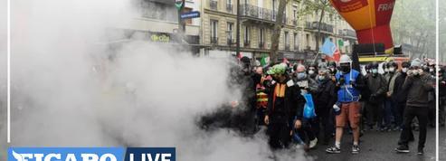 Violences du 1er mai: la CGT envisage une plainte contre le préfet de police