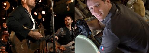 Coldplay envoie sa musique dans les étoiles grâce à Thomas Pesquet