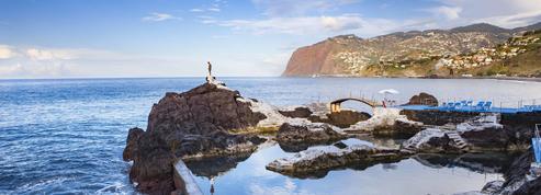 Criques, plages, piscines naturelles... Les plus beaux spots de baignade à Madère