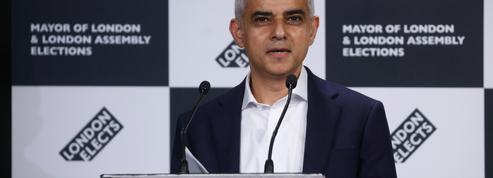 Le maire travailliste de Londres Sadiq Khan réélu pour un deuxième mandat