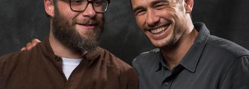 James Franco accusé de harcèlement sexuel : son ami Seth Rogen cesse leur collaboration