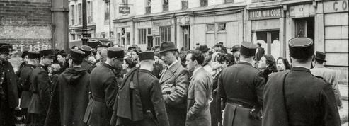 Découverte de photos inédites de la «rafle du billet vert», en mai 1941