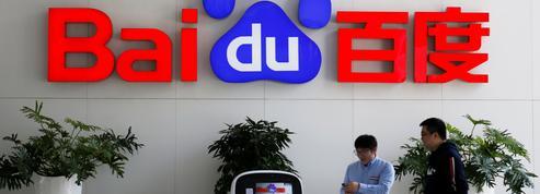 L'intelligence artificielle fait bondir les bénéfices du moteur de recherche Baidu