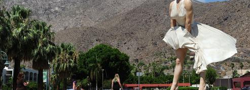 À Palm Springs, la statue géante de Marilyn Monroe vue comme une «incitation au harcèlement sexuel»