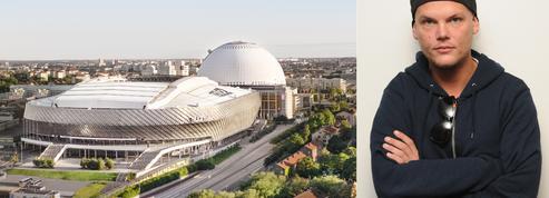 La Suède rebaptise Bercy de Stockholm en l'honneur du DJ Avicii