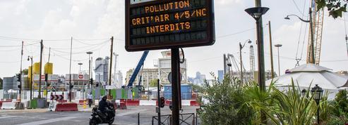 Malgré les confinements, les Franciliens exposés à un air trop pollué en 2020