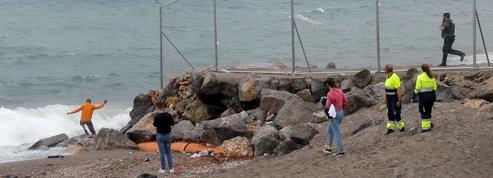 Soixante-dix migrants parviennent à entrer du Maroc à Melilla