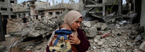 À Gaza, le Hamas s'érige en vainqueur dans les ruines chancelantes