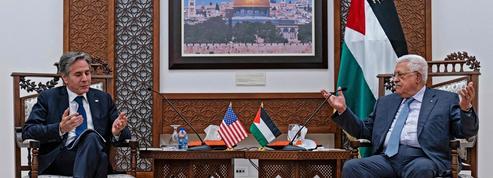 Les États-Unis veulent «reconstruire» la relation avec les Palestiniens, annonce Antony Blinken