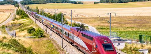 Thalys obtient un prêt de 120 millions d'euros, premier financement externe de son histoire