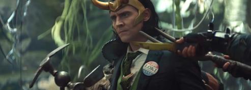 Des variants, des chats et des dieux: Loki a rendez-vous avec Kafka dans un show qui lui est dédié