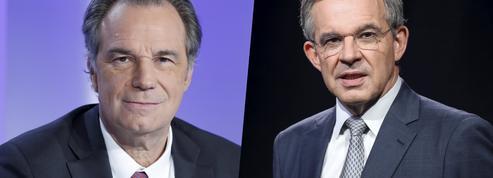 Régionales en Paca : Renaud Muselier et Thierry Mariani au coude à coude selon un sondage