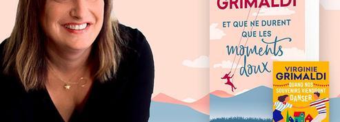 Édition : Virginie Grimaldi ou le succès fulgurant d'une inconnue