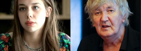 «Mon grand-père c'était ma star»: l'actrice Kim Higelin revient sur sa relation avec Jacques Higelin