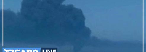 La Marine iranienne annonce la perte d'un gros bâtiment en mer d'Oman