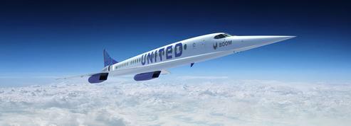 United Airlines commande quinze avions supersoniques
