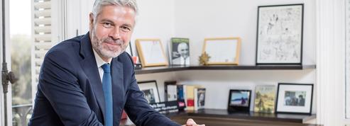 Régionales : Wauquiez largement en tête des intentions de vote en Auvergne-Rhône-Alpes