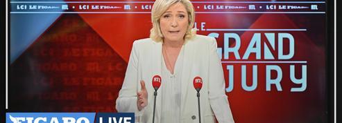 Marine Le Pen défend son candidat accusé d'avoir ironisé sur le suicide des agriculteurs