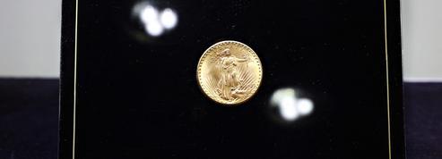 Une pièce de monnaie américaine en or vendue 18,87 millions de dollars, un record