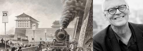 François Schuiten raconte le Pékin-Hankou, quand Belges et Français bâtissaient le chemin de fer en Chine