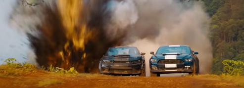 Embrayages et crustacés : Fast and Furious 9 en avant-première sur la plage de Cannes