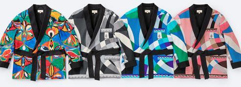 De la jet-set à la collaboration avec Supreme, la folle trajectoire d'Emilio Pucci
