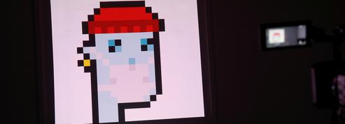 CryptoPunk #7523 ,une poignée de pixels vendue 11,7 millions de dollars