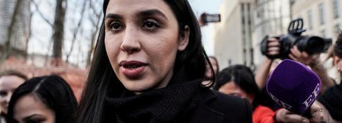 L'épouse du narcotrafiquant «El Chapo» plaide coupable de trafic de drogue