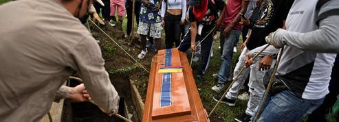 Crise en Colombie: le gouvernement s'engage à enquêter sur 21 homicides
