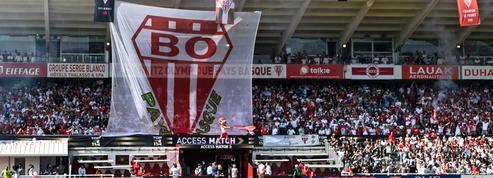 Rugby : largement plus de 5.000 personnes au derby basque entre Biarritz et Bayonne