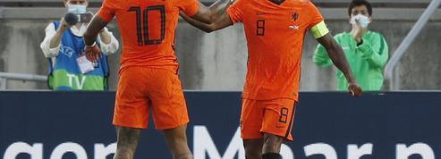 Décimés, les Pays-Bas compteront sur Memphis et Wijnaldum à l'Euro