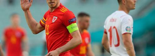 Le pays de Galles pas malheureux contre la Suisse