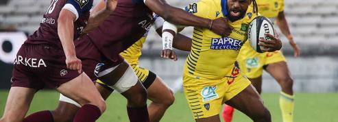 Top 14: Bordeaux-Bègles s'offre Clermont et rejoint Toulouse