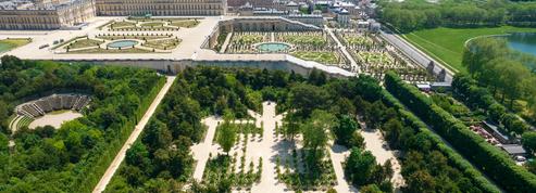 À Versailles, le bosquet de la Reine et sa «richesse végétale unique» retrouvent les promeneurs