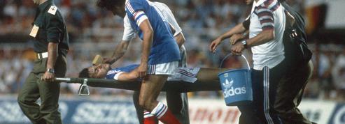 Éric Naulleau: «À chaque match France-Allemagne, le spectre de 1982 refait surface»