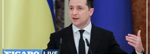 L'Ukraine montre «chaque jour» être prête à rejoindre l'Otan, estime Zelensky